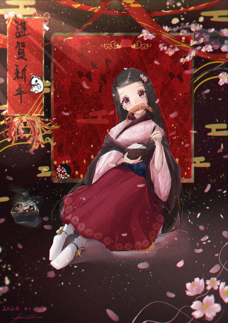 Ghim của 夏夜藍 trên kimetsu no yaiba trong 2020 Anime, Quỷ