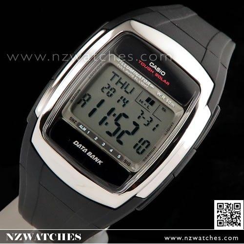 Casio Solar Power Databank Telememo Watch DB-E30D-1AV, DBE30D