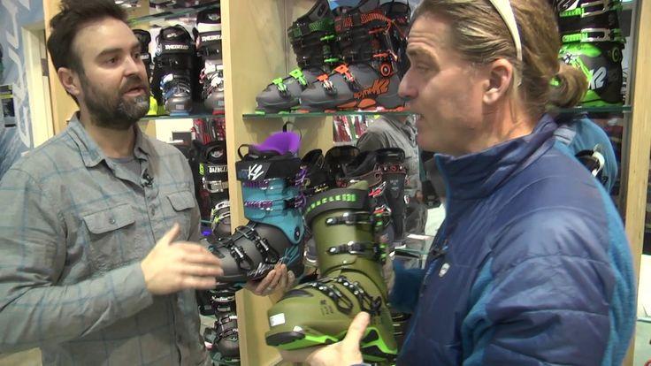 SKI TEST PDS 2018 Bottes  K2 BFC  Philippe Juneau et Chris Prunier expliquent la nouvelle ligne de bottes K2 BFC (Built For Comfort) donc certaines avec des chaussons chauffants !!!...