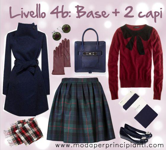 Come abbinare i vestiti: 2 capi particolari + capi base