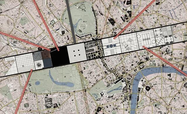 Exodus es el proyecto con el que Rem Koolhaas se introdujo en la escena internacional de la arquitectura en 1972[1]. Rem Koolhaas se formó como arquitecto en la Architectural Association de Londres, donde estudió de 1968 a 1972.
