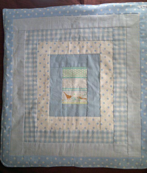 Colcha patchwork para cochecito de bebé, Niños y bebé, Colchas