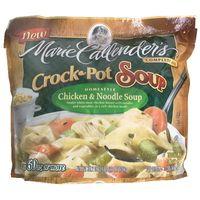 Crock Pot Soup nutrition data at Calorie Count