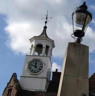 Ampthill Town Clock & Pump