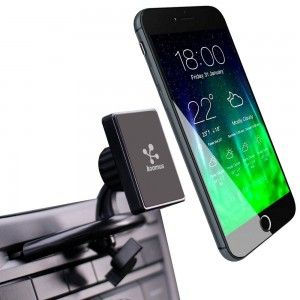Car mount holder is an important device for most people who love traveling by car. There are many types of car holders that are available these days. Magnetic car mount holder can be a perfect device that you can use every day. This device can help you hold your Android and iOS devices...