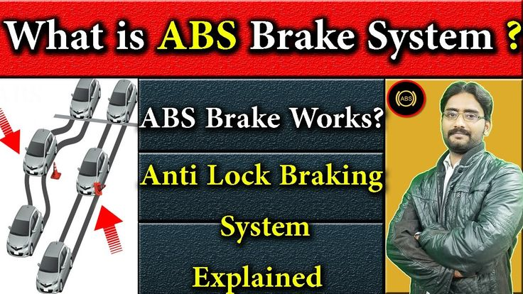 9 best abs brake bleeding images on pinterest abdominal muscles how abs brake system works anti lock braking system fandeluxe Image collections