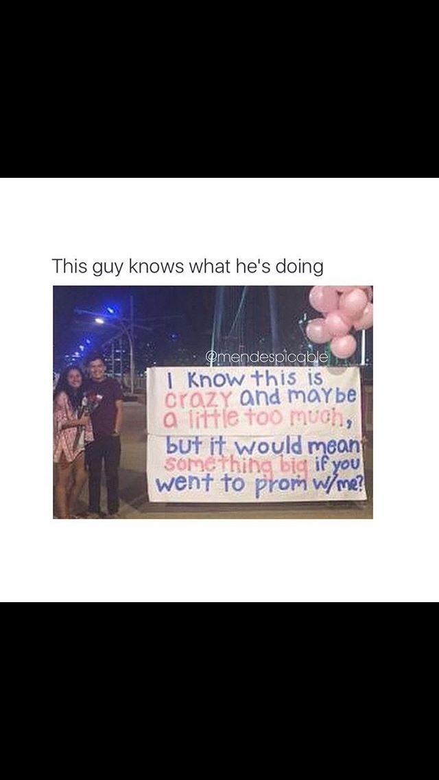 I'm not sure if they're talking about the way he asked her out, or the fact that he asked he with Shawn Mendes lyrics.… http://ibeebz.com