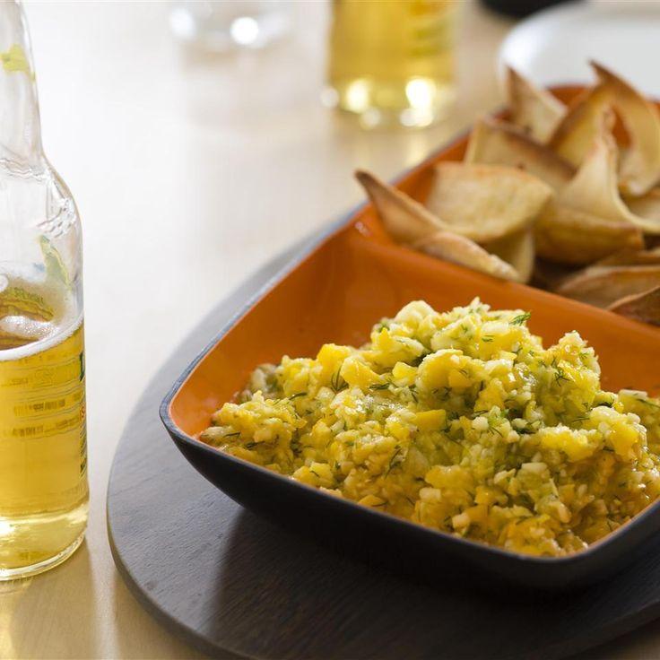 Trempette aux tomates jaunes @ http://qc.allrecipes.ca