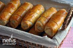 Patatesli Çıtır Börek Tarifi - Nefis Yemek Tarifleri