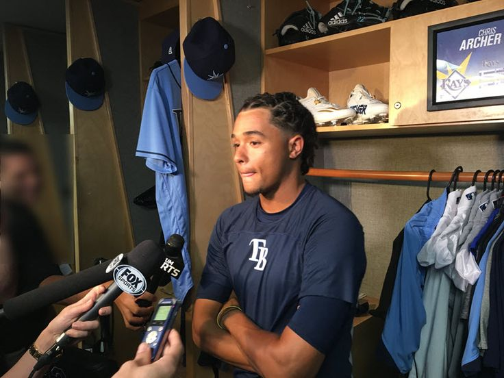 Chris Archer will open the season for the Tampa Bay Rays against the New York Yankees. He'll look for his first OD win in three tries.