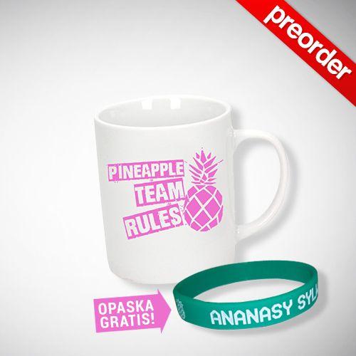 """(PREORDER) Kubek """"Pineapple"""""""