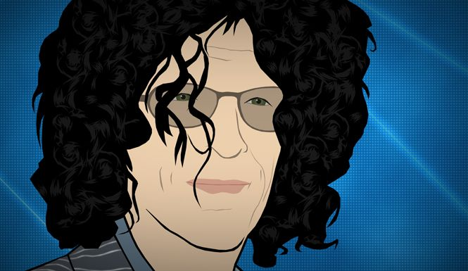 Howard Stern may be replacing Jay Leno
