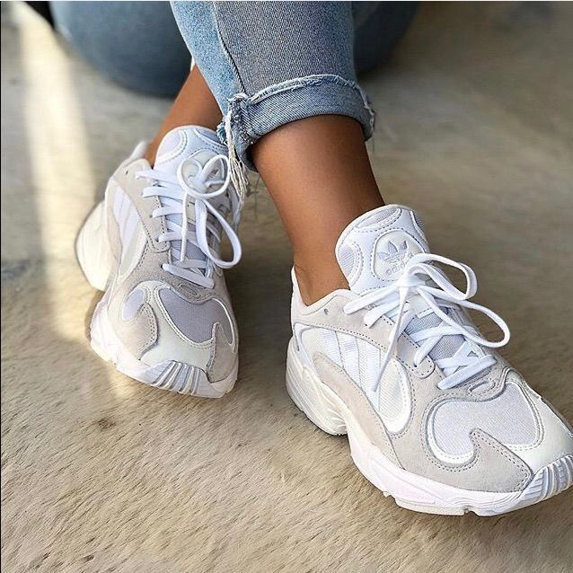 Peatonal Franco Fanático  adidas Shoes Adidas Yung 1 Cloud White Color White Size 10 #adidas #cloud  #color #shoes #white | Trendy shoes sneakers, Adidas shoes women, Outfit  shoes