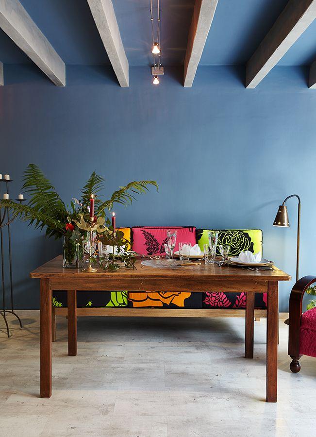 Interior design by Lotti Haeger