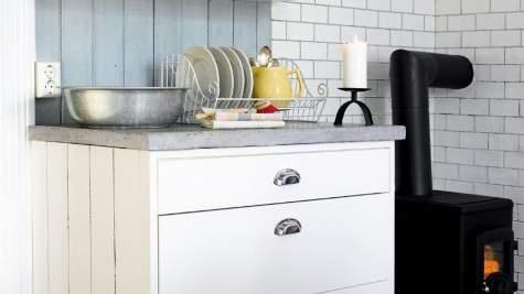 Bygg ditt eget kjøkken som stemmer på millimeteren