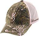 Buy online: Browning Country Girl Cap, Realtree Xtra/Pink