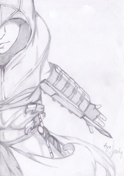 Altair - Assasin's Creed