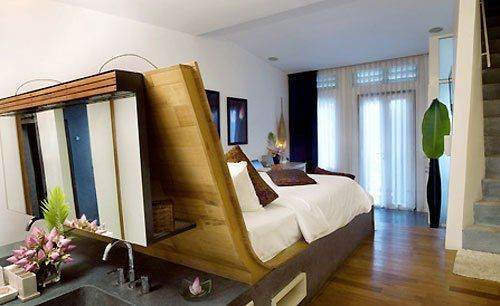 10 Small Space Solutions from Hotels