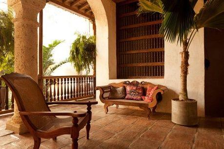Stil colonial spaniol