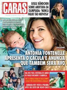 Caras Brasil - Edição 1188 - (12 Agosto 2016)   Revistas e Jornais