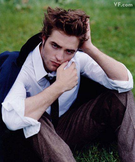 November 2009: Bruce Weber's portraits of Robert Pattinson:   Vanity Fair