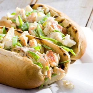 All American Food: Maine: Lobster Roll