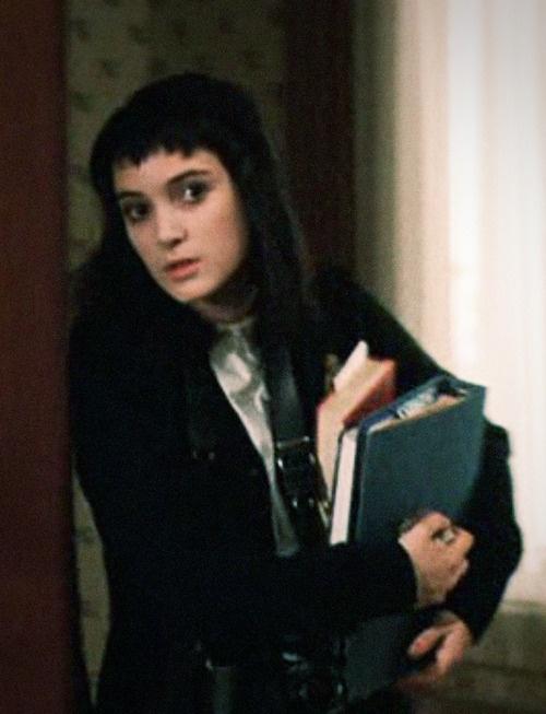 Winona Ryder in Beetlejuice (1988)