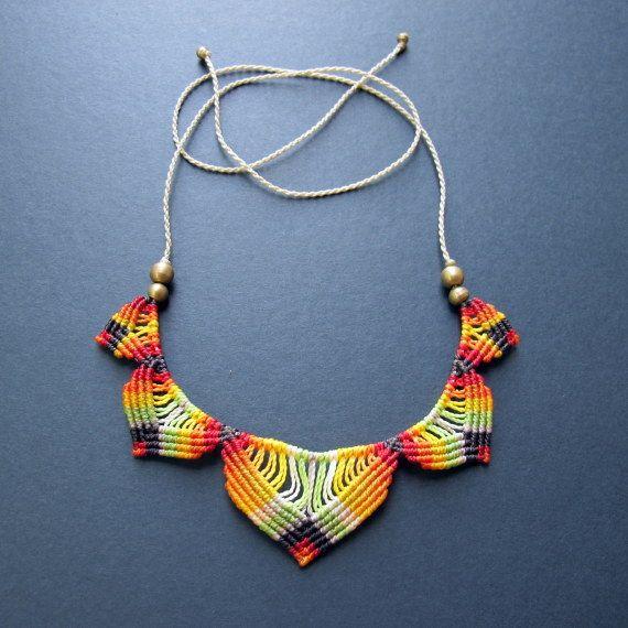 collar flor de loto / Mediterrasian - Artesanio