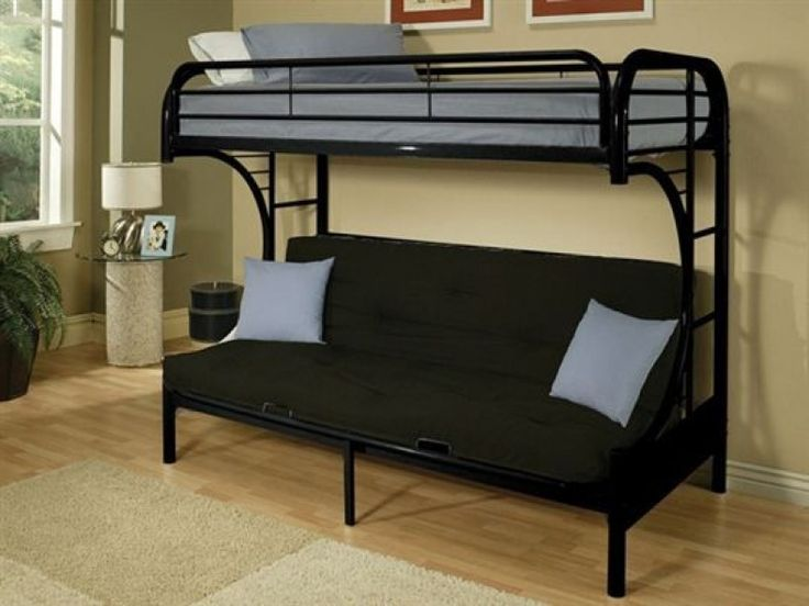 Ikea Loft Bed With Couch