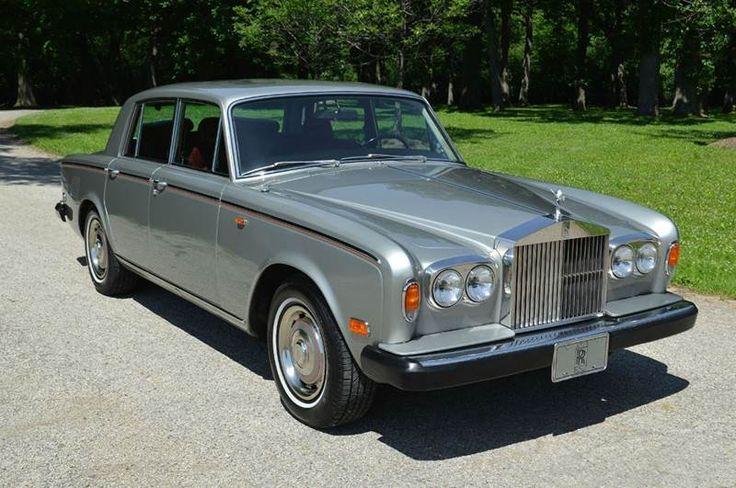 #DailyDrive - 1976 Rolls-Royce Silver Shadow #ClassicsWeek