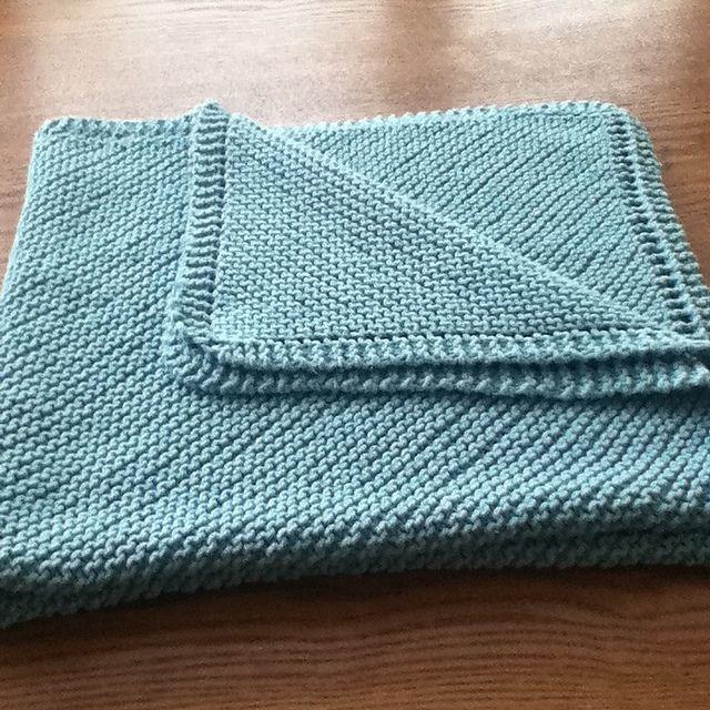 Ravelry Diagonal Comfort Blanket Pattern By Lion Brand