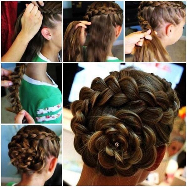 Ni dos, ni tres, ni cuatro. Tenemos 5 peinados espectaculares para tus niñas. ¿Quieres verlos?