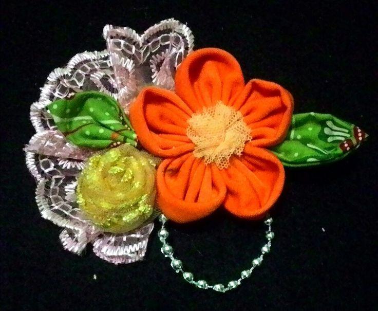 Korsase brooch