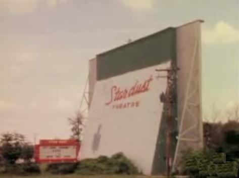 Stardust Drive In Movie Theater in Seymour Indiana
