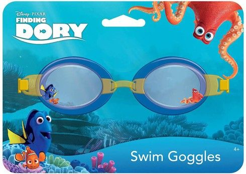 Arabella Ave by Tina  http://www.arabellaave.com/?a_aid=TinaGowans   FINDING DORY SWIM GOGGLES $8.95 Finding Dory underwater just got easier thanks to these cool swim goggles. They feature bright colors and animated characters from the family film Finding Dory from Disney Pixar. Ages 4 and up.