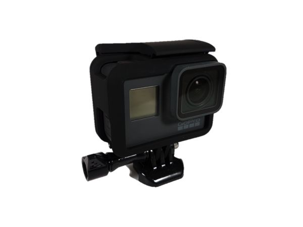 Matte Black Housing GoPro® Hero 5 ...protect your camera with this new Black Housing.