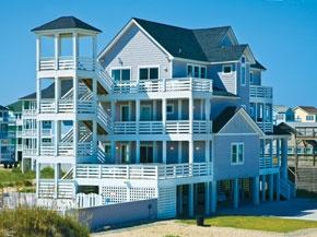beach house rentals - Outer Banks - Peeking Duck #575 - Rodanthe, NC - 8bdrms - 7 1/2 baths