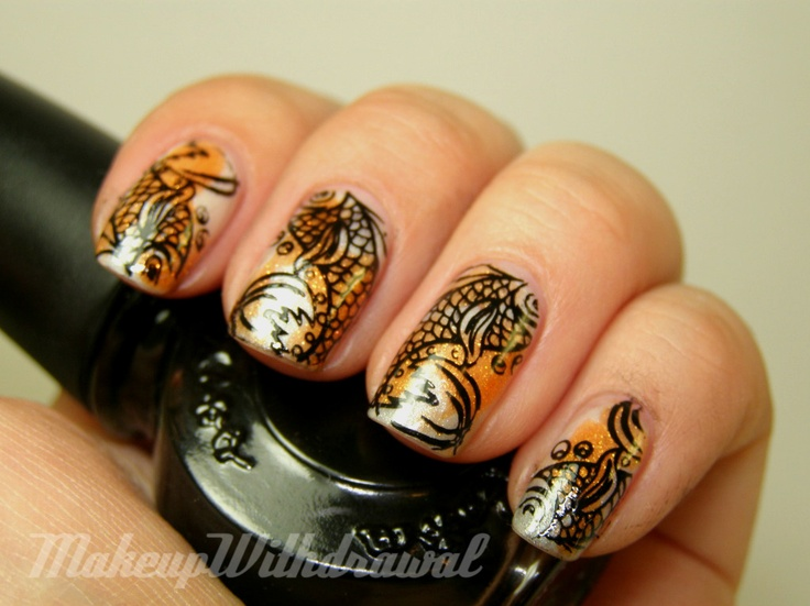 280 best finger nail designs images on Pinterest | Nail scissors ...