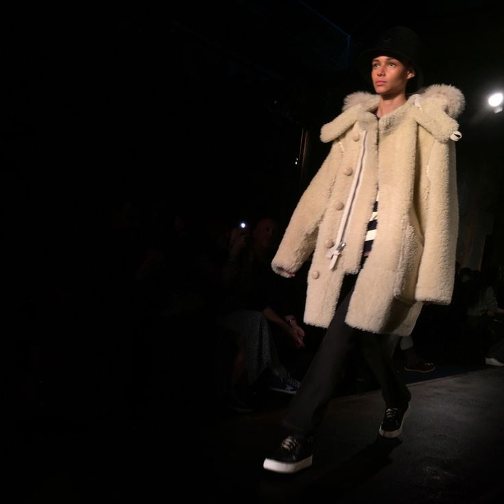 #Sefton at the #Coach #LCM show