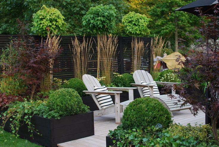 Almbacken Garden Design