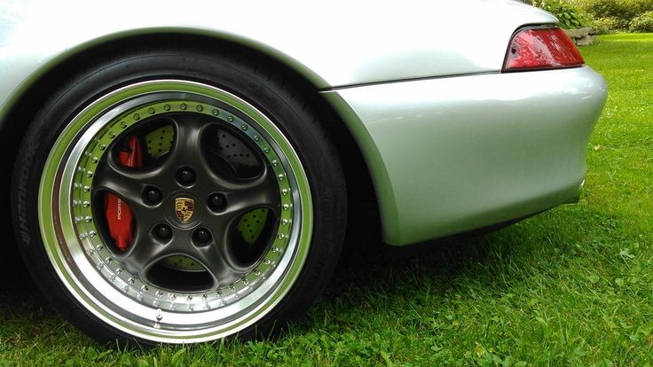 Who has coolest wheels on their 993? - Page 40 - Rennlist Discussion Forums