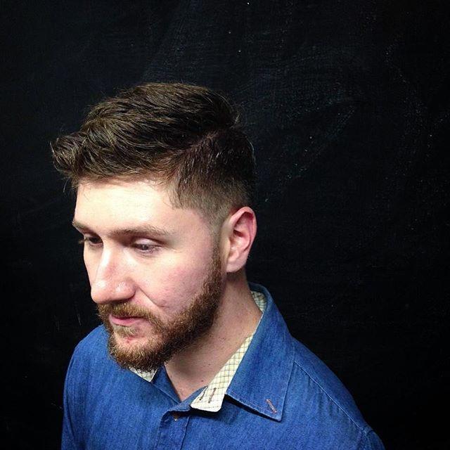 Corte por @madison_malena para Felipe  #bobstdo #bobheadmalena #barbershop #barber #barbería #barbergame #haircut #menheaircut #hairstyle #lastarria #scl