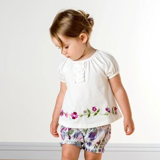 Imported,elite and luxurious baby apparel and accessories.