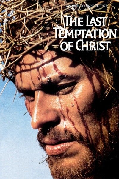 The Last Temptation of Christ Movie Poster