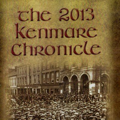 In this printed edition of  The Kenmare Chronicle you will find a selection of the old photographs of Kenmare and the surrounding area collected by local people and posted on Kenmare Chronicle's facebook page. A trip down memory lane...  Price: €8.05 .