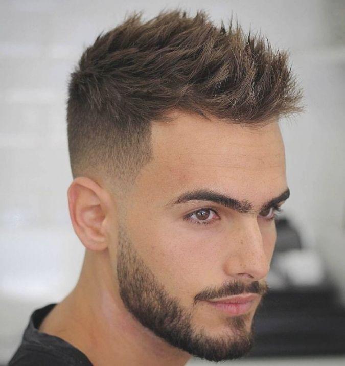 Trend Frisuren Manner Undercut Rambut Pria Gaya Rambut Pria