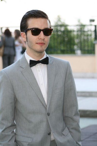 bow tie: H M Suits, Idea, Bows Ties, Bow Ties, Jacobs Ties, Ray Ban Sunglasses, Zara Shirts, Photo, 50S