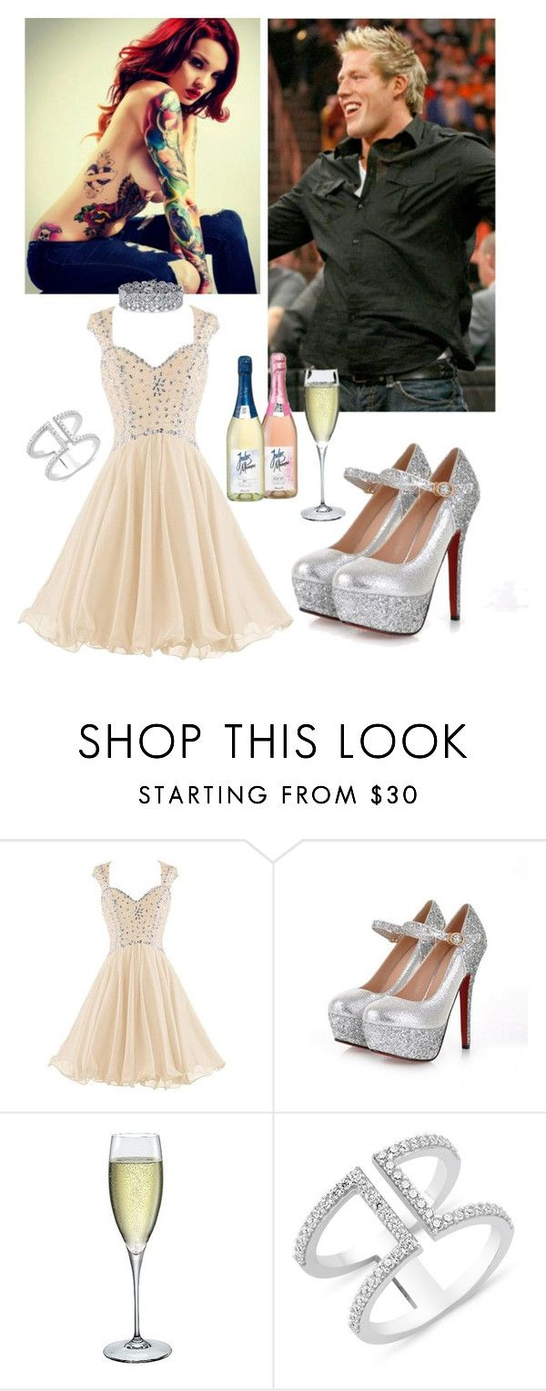 """""""WWE: Jack Swagger"""" by stream5 ❤ liked on Polyvore featuring Bormioli Rocco, Palm Beach Jewelry, women's clothing, women's fashion, women, female, woman, misses and juniors"""
