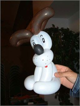 Funny Balloon Animals