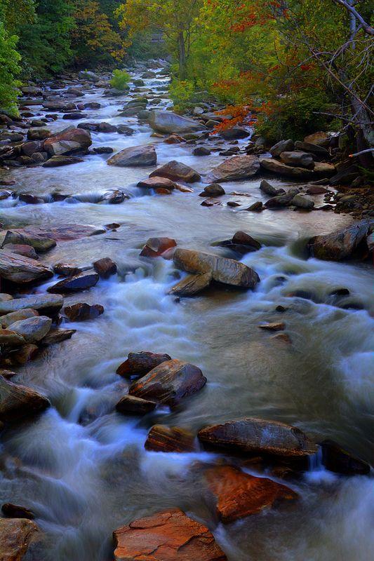 Mountain Views (Blue Ridge) & Chimney Rock State Park